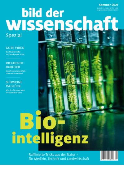 Biointelligenz im Bild der Wissenschaft